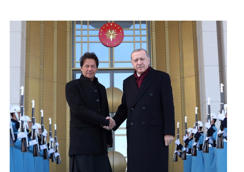 Telephone Call to the President of Turkey by the Prime Minister of Pakistan