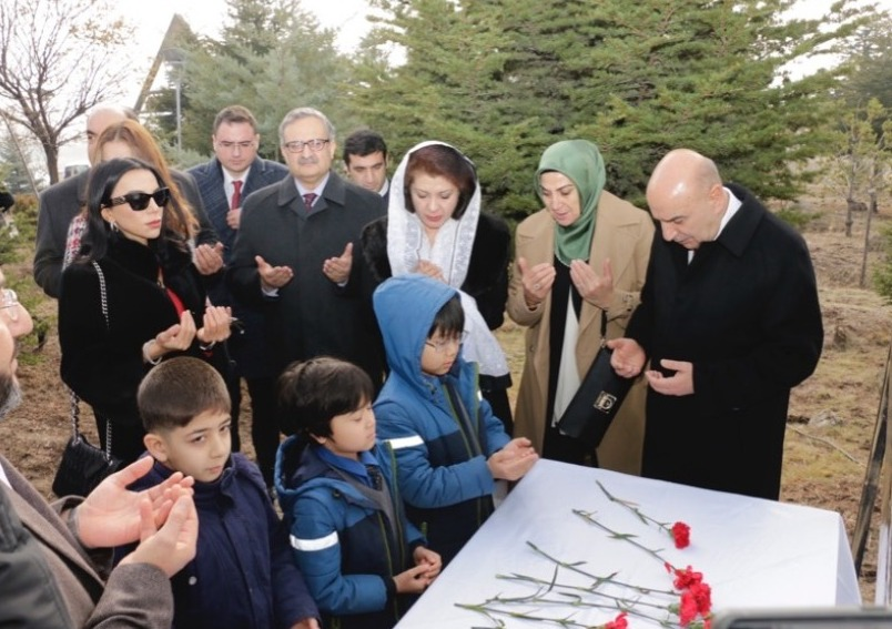 Commemorative Ceremony for Peshawar School Terrorist Attack Victims held in Ankara