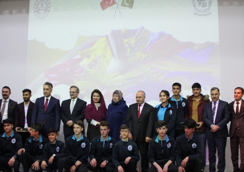 Awards Ceremony for 7th Chughtai Art competition held in Bitlis
