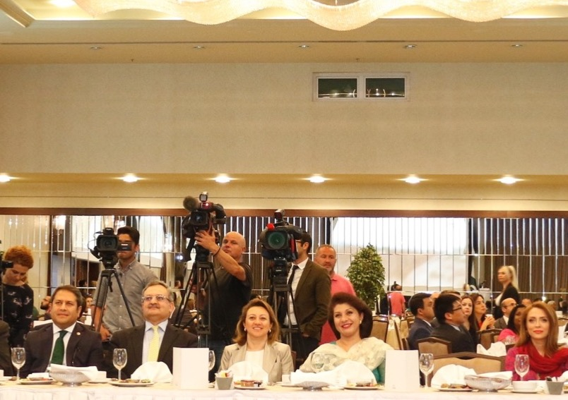 Documentary highlighting tourism potential of Pakistan launched in Turkey