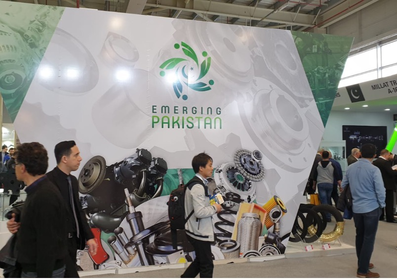 Pakistan's auto sector showcased at world's leading automative fair in Istanbul