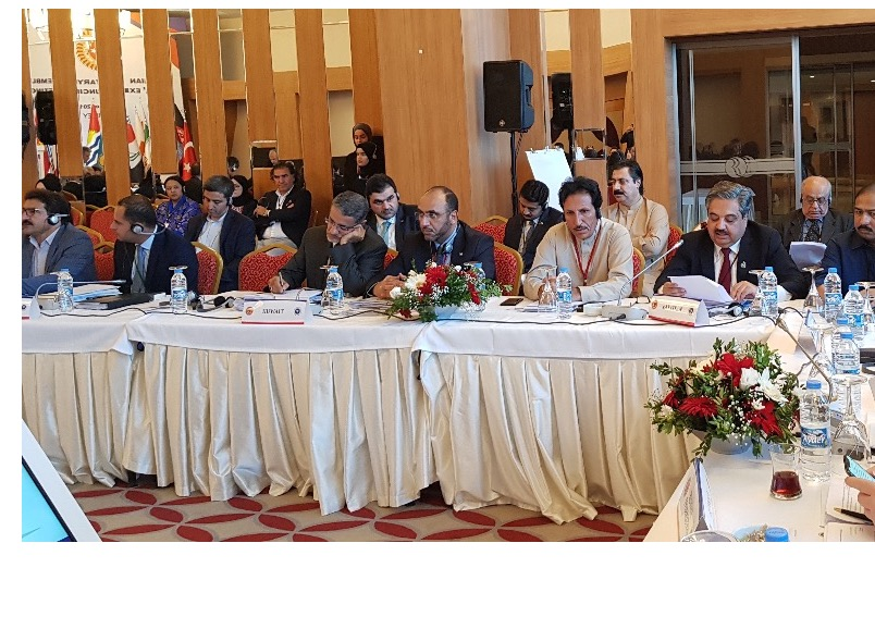 Pakistan Parliamentary delegation attends 1st Executive Council meeting of APA, highlights Kashmir dispute