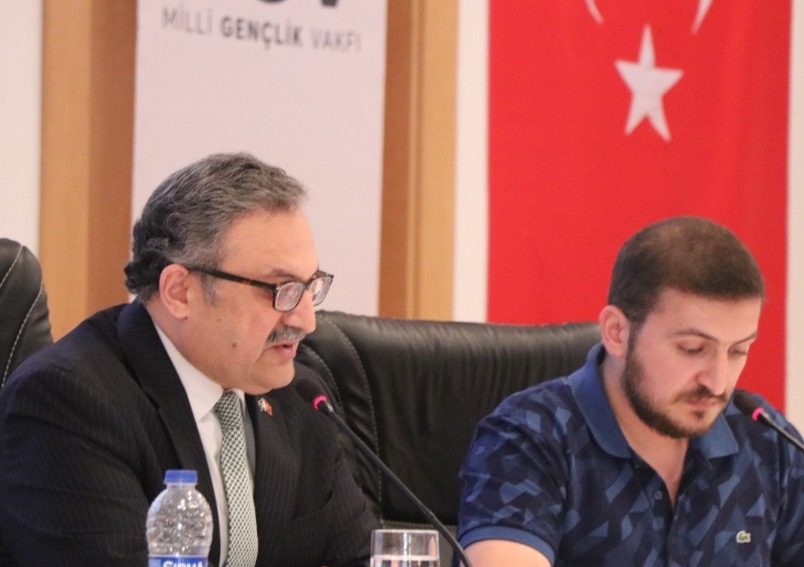Right to self-determination of the Kashmiris reiterated at the event to mark the Kashmir Black Day in Ankara