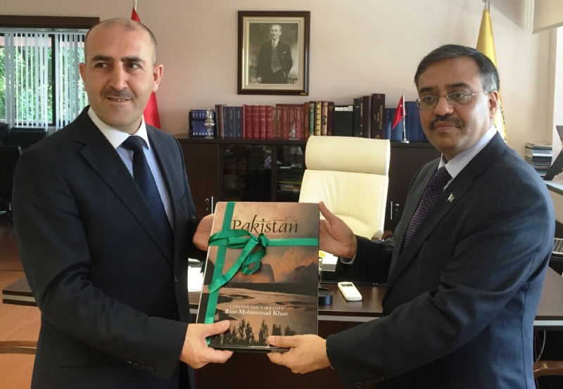 Promoting Closer Collaboration between the National Libraries of Pakistan and Turkey