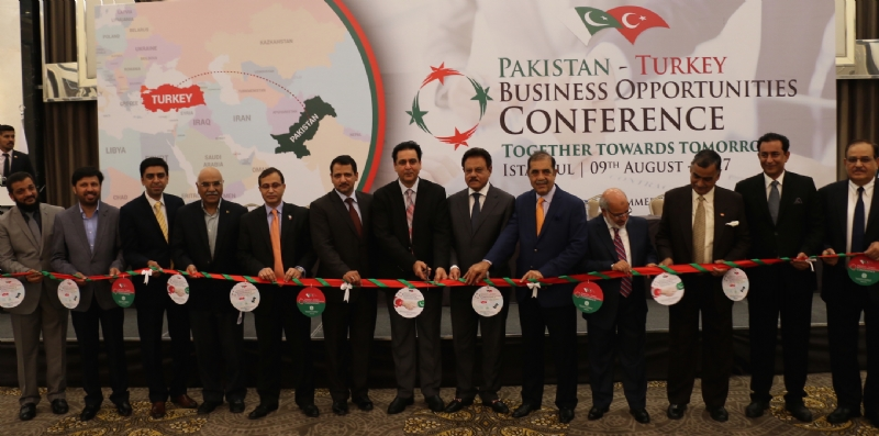Pakistan-Turkey Business Opportunities Conference, 30th RCCI International Achievement Awards held in Istanbul