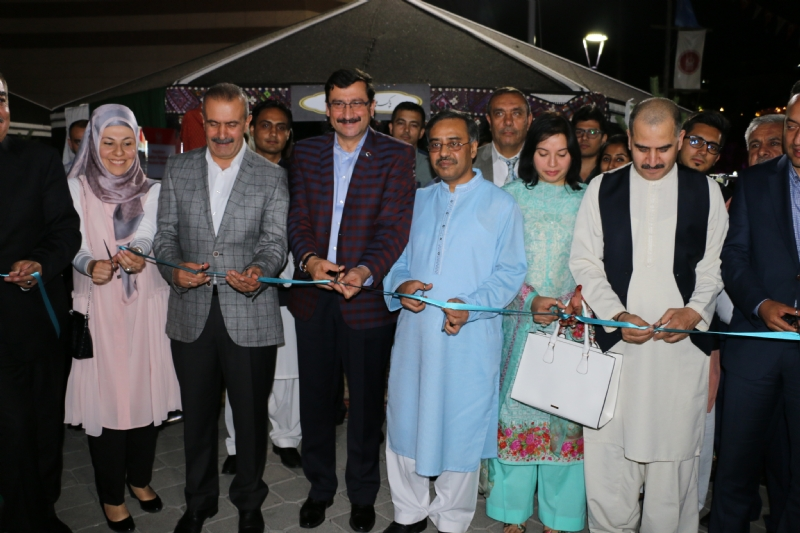 Pakistan cultural performance enthralls audience in Ankara