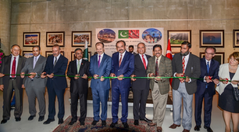 "Photography Exhibition ""Colours of Pakistan and Turkey –Through the Lens"" launched in Ankara"