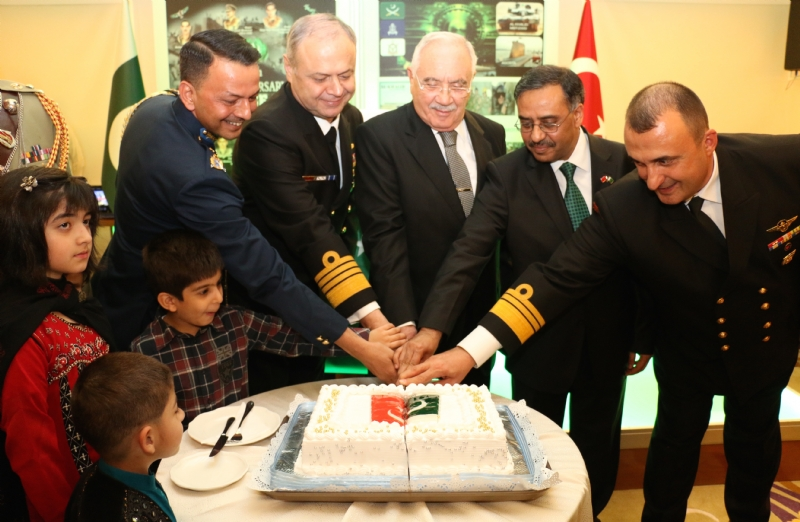 Highly attended reception marks 50th Defence Day of Pakistan in Ankara