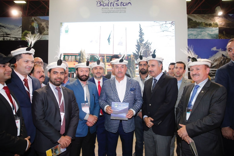 Tourism potential of Pakistan highlighted at leading health & sports tourism event in Turkey