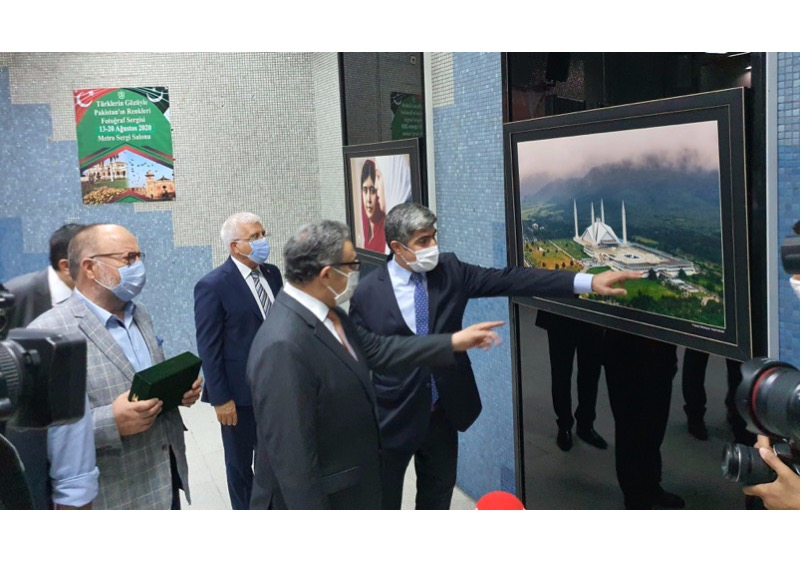 "Photo Exhibition ""Colours of Pakistan – Seen Through the Eyes of Turks"" launched in Ankara"