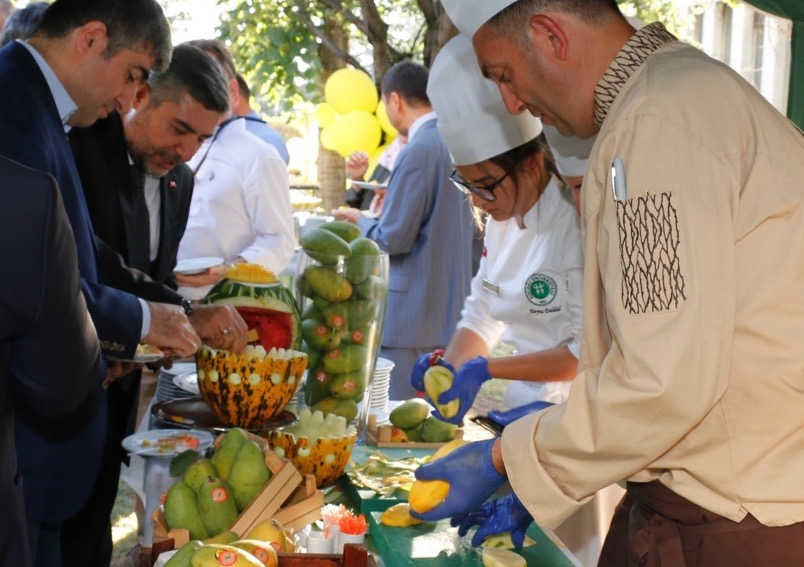 Pakistan Mango & Biryani Festival attracts huge gathering in Ankara