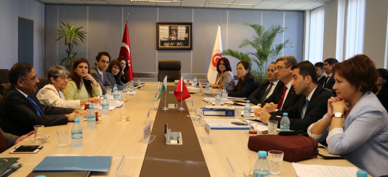 Pakistan and Turkey hold third round of FTA negotiations