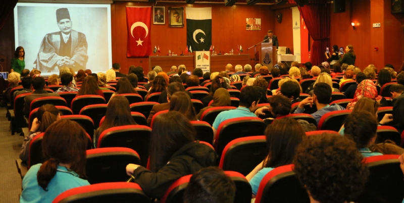 National poet of Pakistan and leading Muslim philosopher Iqbal commemorated in Turkey