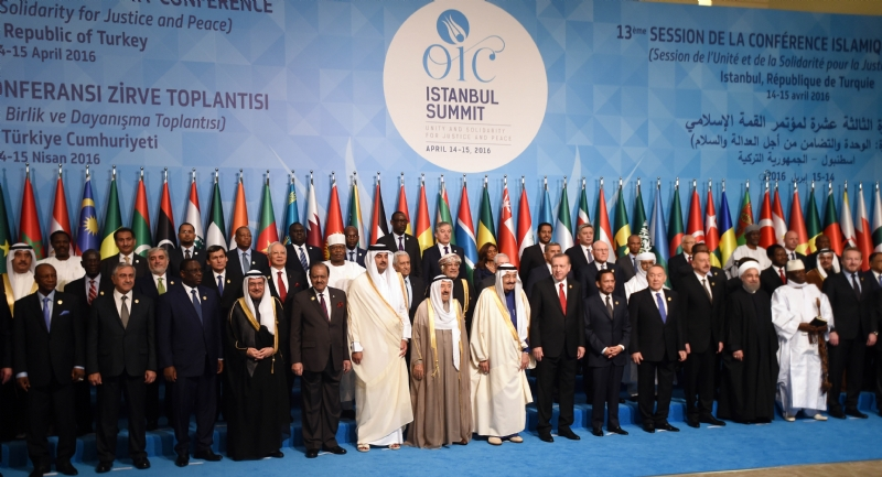 President leads Pakistan delegation to the Thirteenth OIC Islamic Summit in Istanbul
