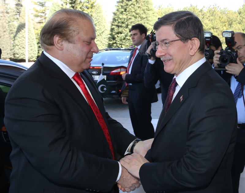 Prime Ministers of Pakistan and Turkey had a telephonic conversation
