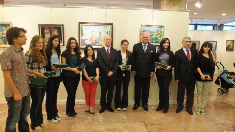 3rd edition of Chughtai Art Awards held at Ankara