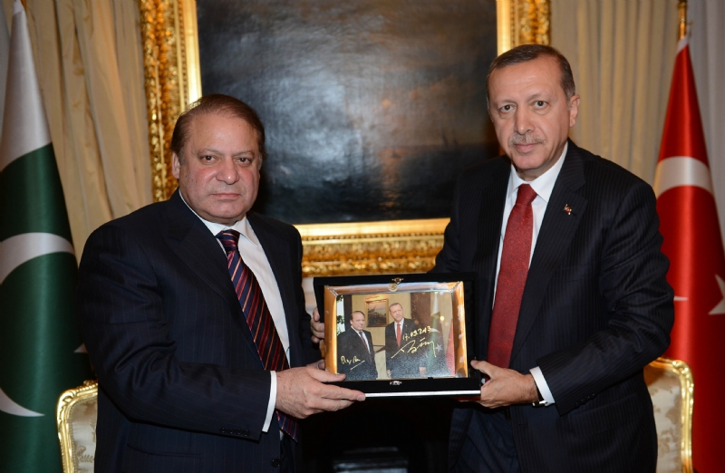 Pakistani leadership felicitates Recep Tayyip Erdoğan on winning the Presidential election