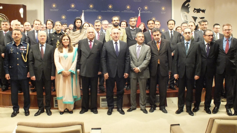 Turkey honours Pakistan Ambassador with medal of distinguished services