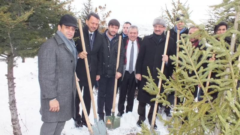 Tree plantation held in Ankara to commemorate Peshawar school terrorist attack victims