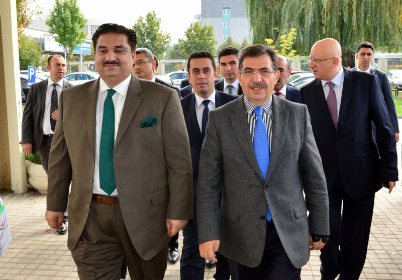 15th Session of the Turkey-Pakistan Joint Economic Commission begins in Ankara