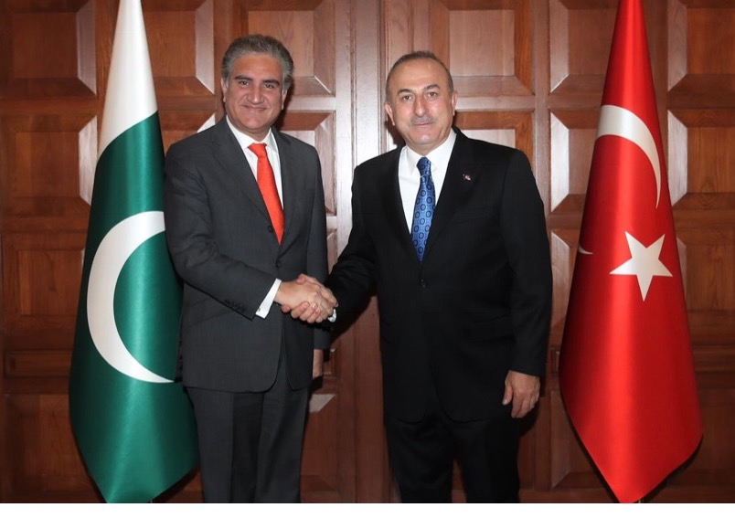 Foreign Minister's telephone call to his Turkish Counterpart