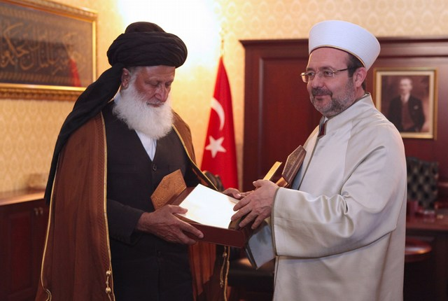 Council of Islamic Ideology of Pakistan visit to Turkey - Turkey offers to open model Imam Hatip school in Pakistan