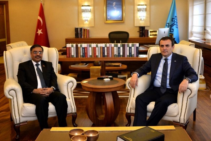 Pakistan-Turkey cultural collaboration and people-to-people exchanges being intensified