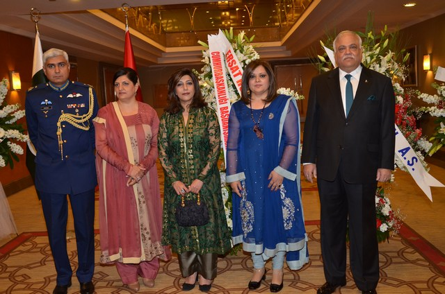 National Day Reception, 24 March 2014