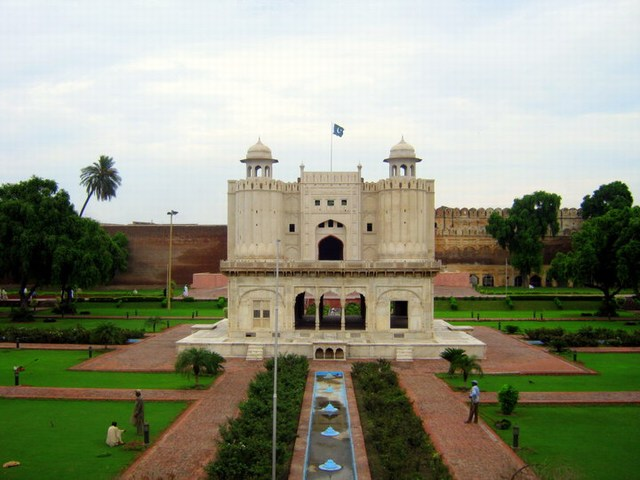 Lahore Fort or Shahi Qila