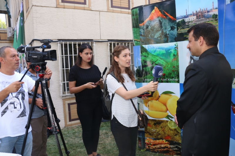 Interviews of C'da with Turkish media